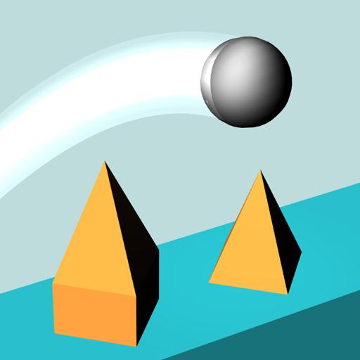 JumPo - 3Dジャンプボールゲーム 街機 LOGO-玩APPs