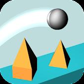 JumPo - 3D Jump Ball Game