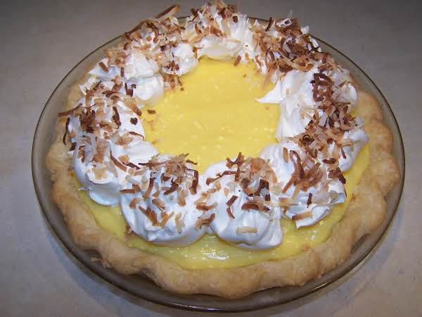 Cream Pie Made With Ice Cream Recipe