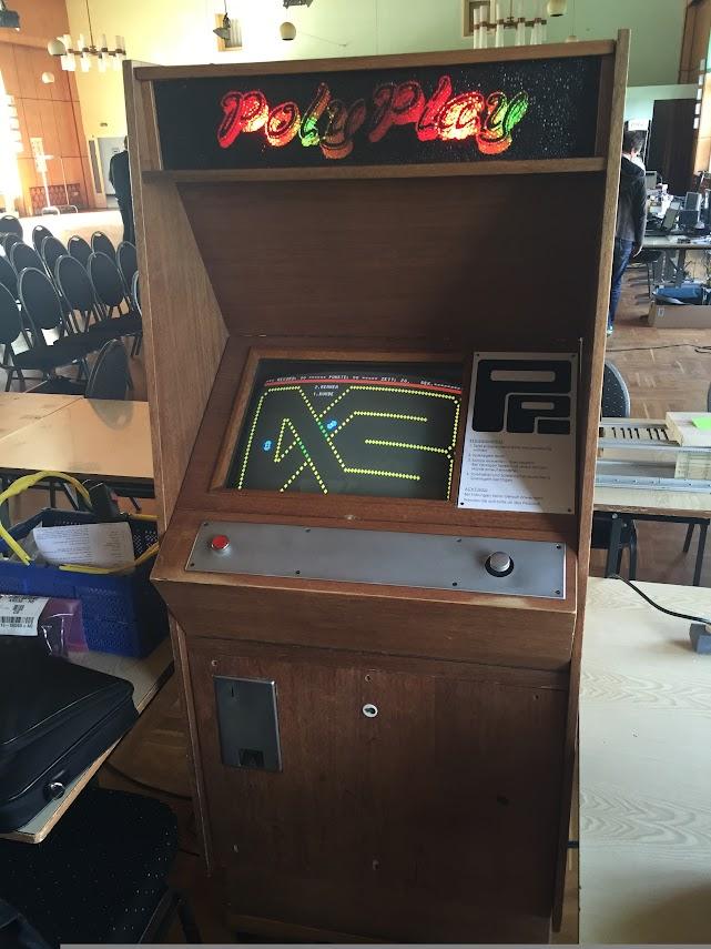 PolyPlay Arkadeautomat