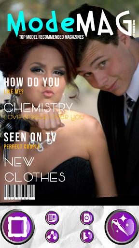 杂志 相框