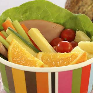 Lunchbox Finger Food Salad.