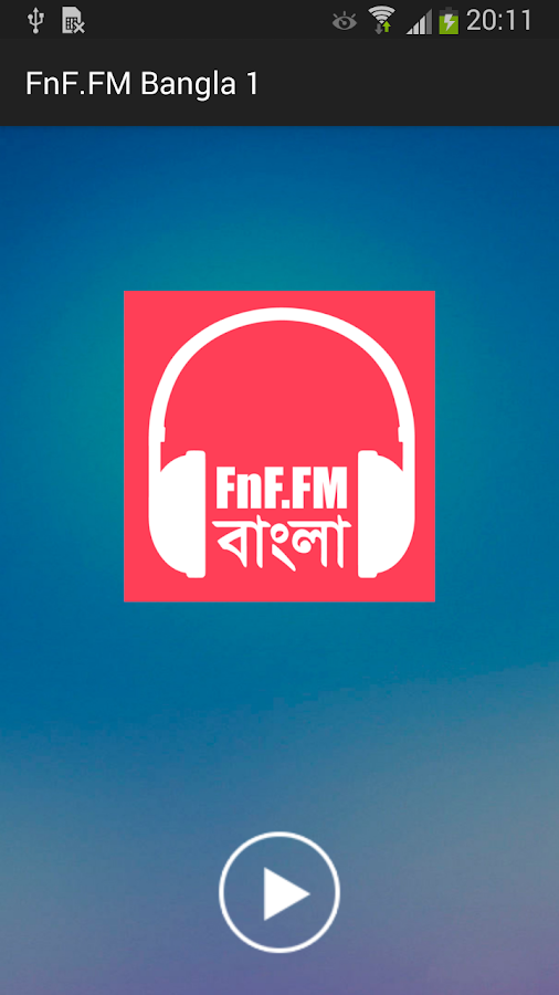 FnF.FM Bengali- screenshot