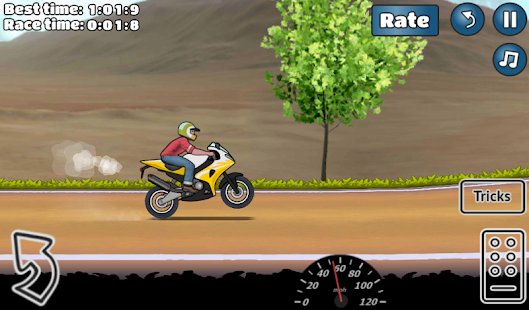 Wheelie Challenge- screenshot thumbnail