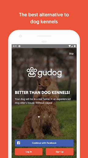 Gudog - Dog Sitters screenshots 1