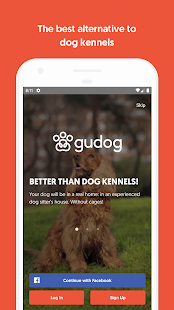 Gudog - Dog Sitters Screenshot