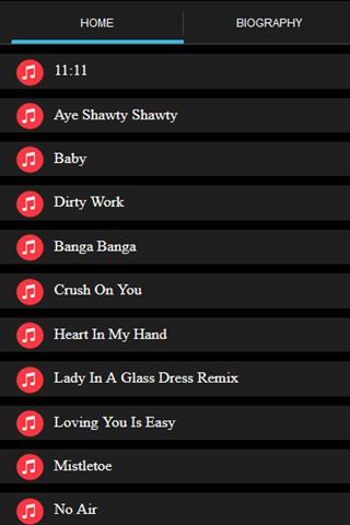lyrics of Austin Mahone