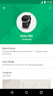 Motorola Connect- screenshot thumbnail
