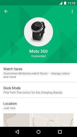Motorola Connect Screenshot