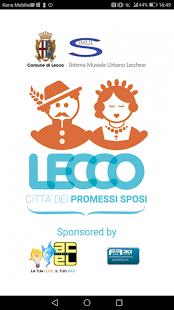 Lecco Città dei Promessi Sposi - náhled