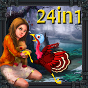 Free New Escape Games 037-Thanksgiving Escape Game