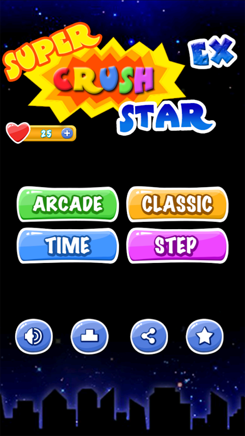 Super Popping Star Ex- screenshot