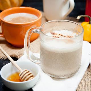 Vanilla Honey Chai Tea Latte