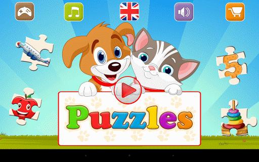 Preschool Puzzles: Pro