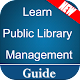 Download Learn Public Library Management for PC