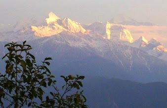 Photo: Wir sehen es als Zeichen des Berges an uns: