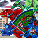 Transform Dino Robot - General Mobilization 1.23.0