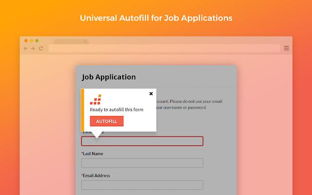 livecareer apply job application autofill
