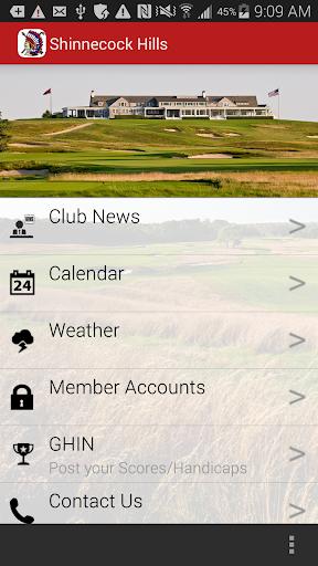 Shinnecock Hills Golf Club