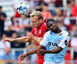 Onvermijdelijke Mikautadze vindt ook in 1A de weg naar het doel, maar Antwerp houdt de drie punten thuis dankzij Frey en Gerkens