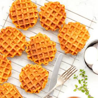 Gluten-free Pumpkin Waffles