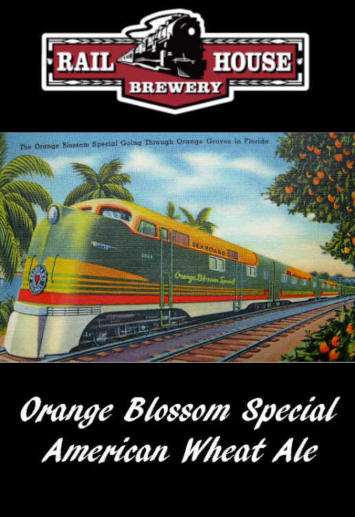 Logo of Railhouse Orange Blossom Special
