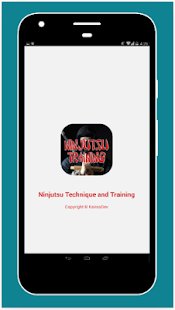 Ninjutsu Technique and Trainings - náhled