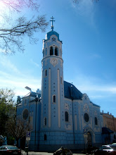 Photo: Blue Church, Bratislava
