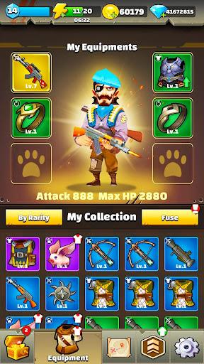 Arrow Shooting Battle Game 3D screenshot 3