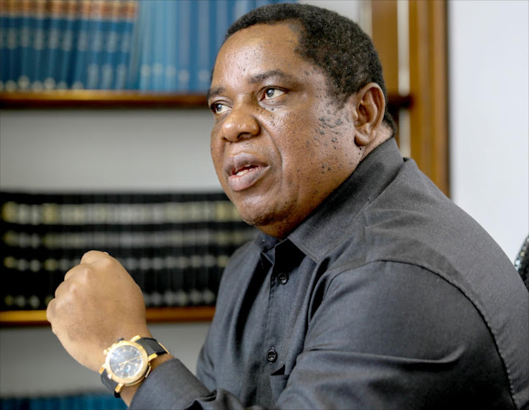Robert Gumede denies funding Zanu-PF's election campaign