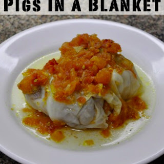 Pigs in a Blanket (Stuffed Cabbage)