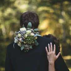 Wedding photographer Polina Gurkova (GurkovaPo). Photo of 10.11.2015
