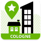 Cologne Travel Guide (City map)