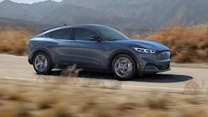 2021 Ford Mach E thumbnail