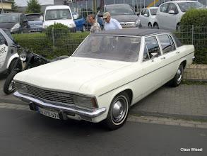 Photo: Opel Admiral