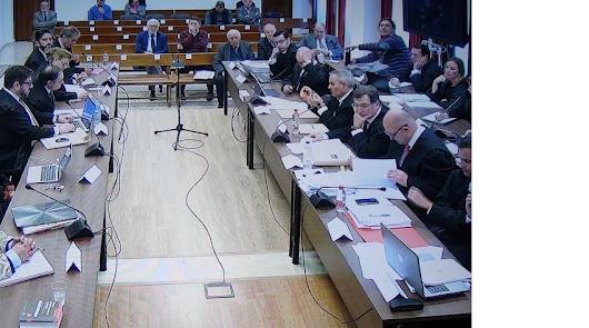 El macrojuicio del caso Poniente no se reanuda hasta enero de 2021