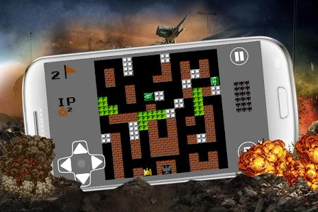 Battle City - Super Tank 1990 - náhled