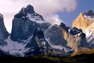 Photo: Cuernos del Paine - Chile