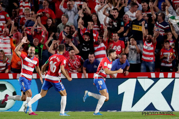 📷 Liga : Le club de Granada exige des excuses après un tweet grossier et irrespectueux