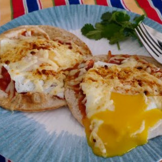 Low Carb Huevos Rancheros