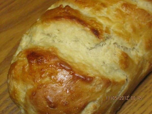 Quick Easy Homemade Bread Recipe