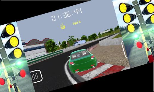 Car Driving Simulator 3D screenshot 4