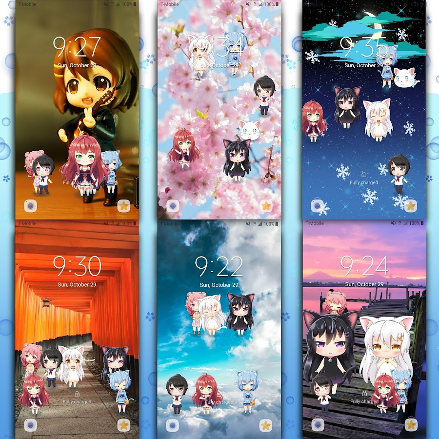 Lively Anime Live Wallpaper - Android Apps on Google Play