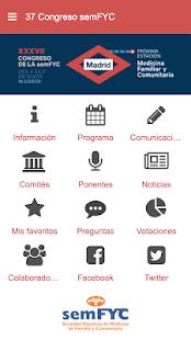 37 Congreso semFYC - náhled