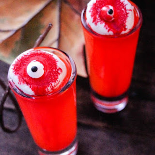 Bloody Eyeball Cocktail