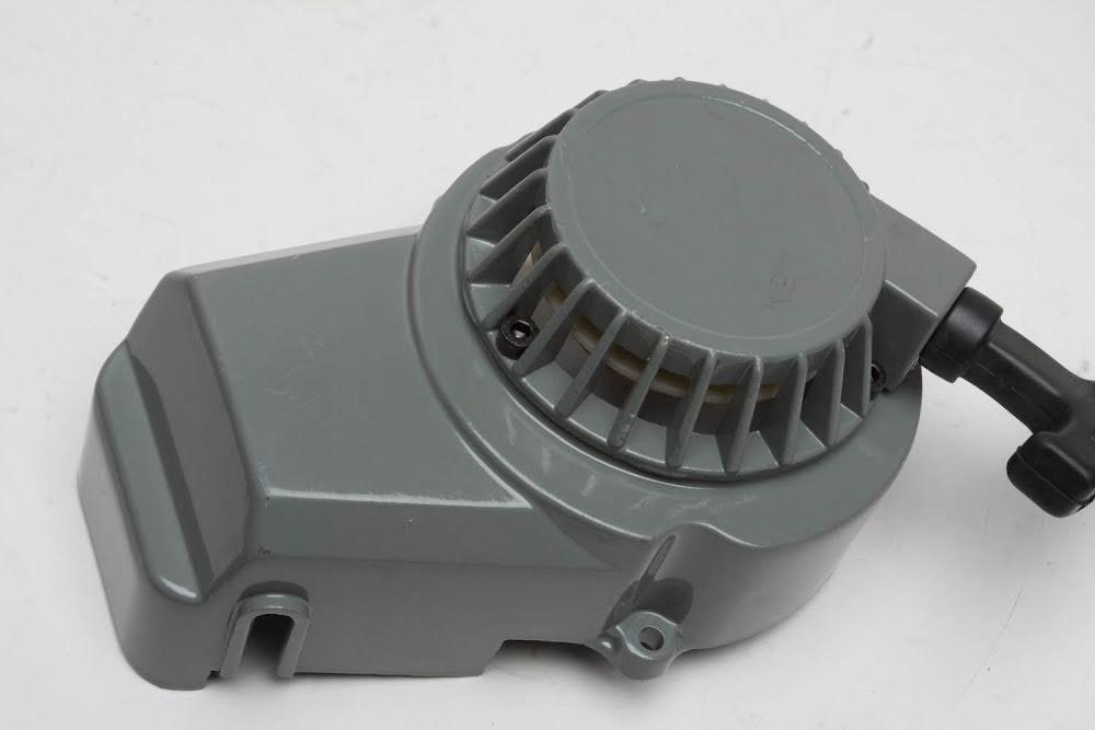 Dragstart Aluminium