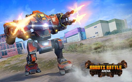 Robots Battle Arena screenshot 2
