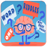 Just One Word Riddles