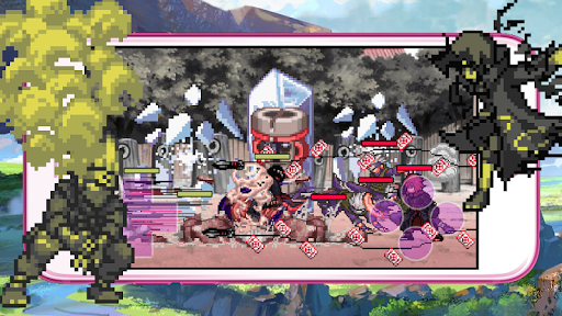 Ninja 3v3 - legend fight 1.0.1 screenshots 4