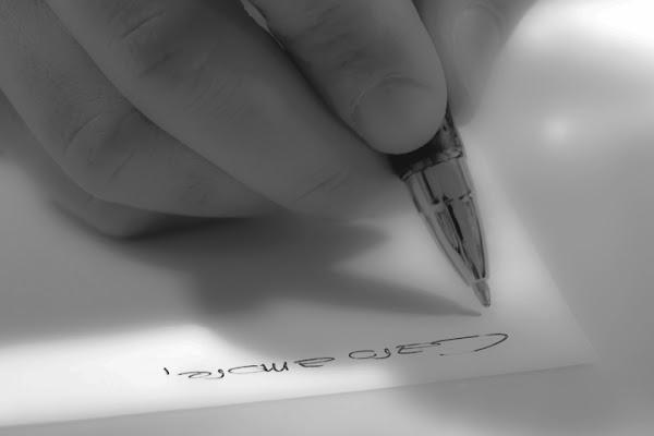 Lettera di walterantonella